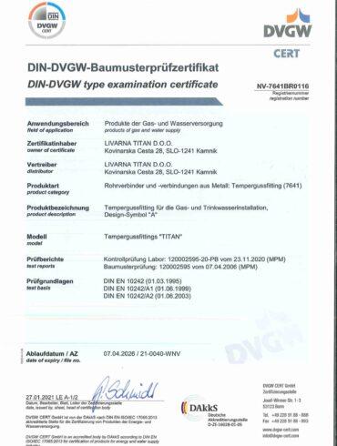 DVGW 2026